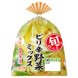 旬おいしさ ピリ辛野菜ミックス